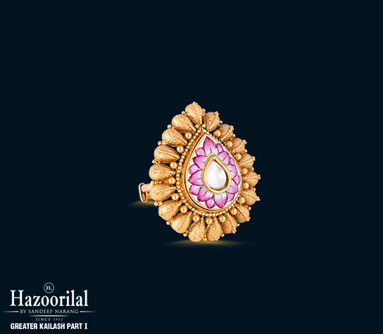gold Engagement Ring Designs for Female